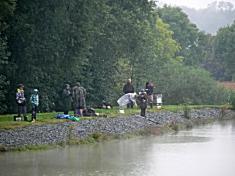 Rybářské závody pro děti