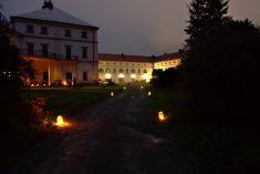 Pohádkový les na zámku v Kvasinách