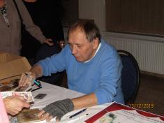 Večery při svíčkách - Josef Náhlovský dne 13.12. 2019