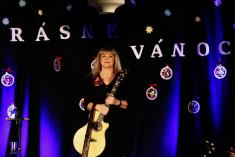 Vánoční koncert Věra Martinová dne 21.12. 2019