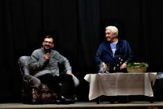 Večery při svíčkách s Jiřím Krampolem dne 17.1.2020