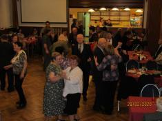 Devátý ples Spolku důchodců vKvasinách 2