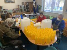 Pomoc obce v době koronavirové