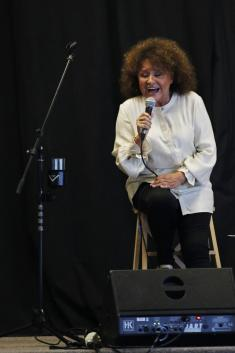 koncert Jitky Zelenkové dne 11.7.2021