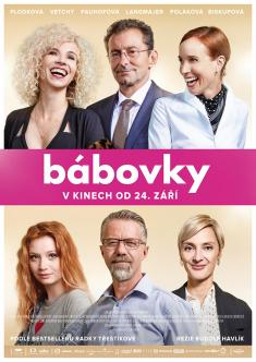 Kino - film Bábovky 31.7.2021