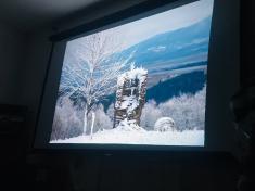 Promítání fotografií a videí z Orlických hor v knihovně
