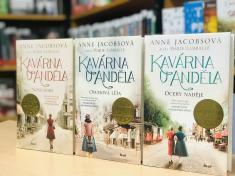 nákup nových knih - říjen 2021
