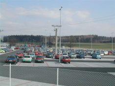 Parkoviště Škoda