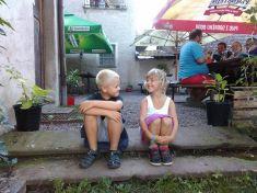 Děti tábor