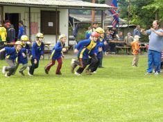 Okrsková hasičská soutěž SDH dne 14.5.2011