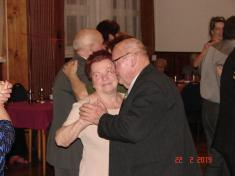 Ples důchodců